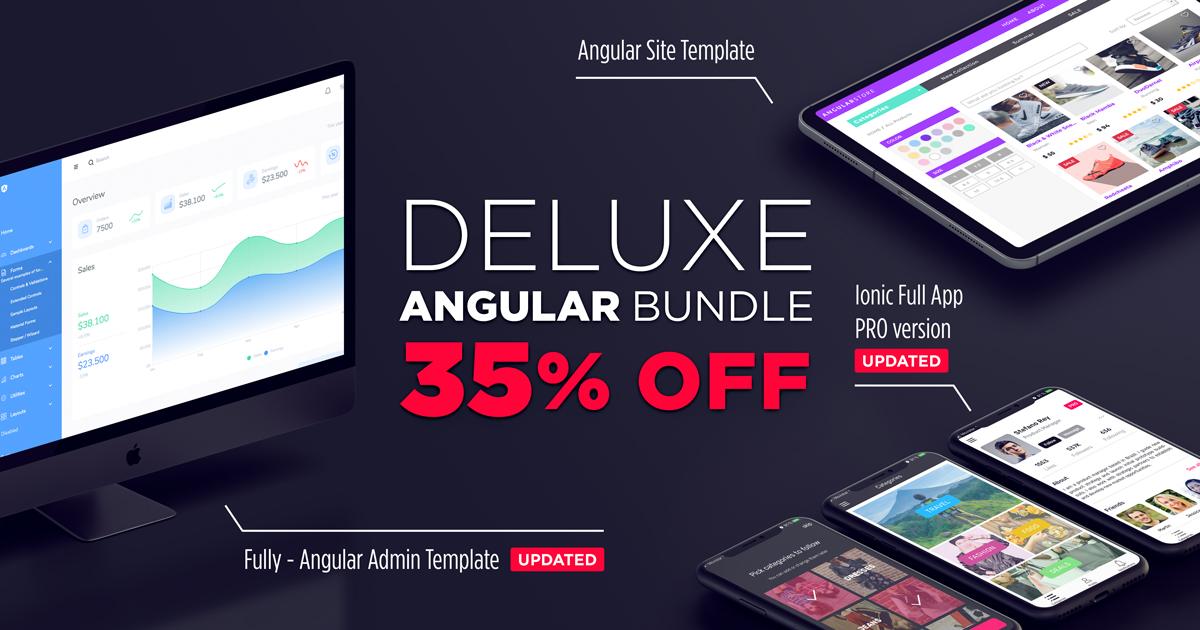 Deluxe - Angular Bundle