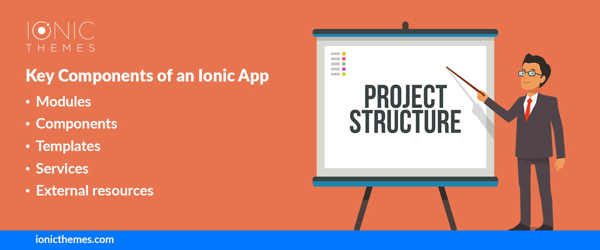 Ionic Project Architecture