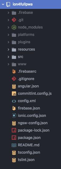 Code structure with Cordova